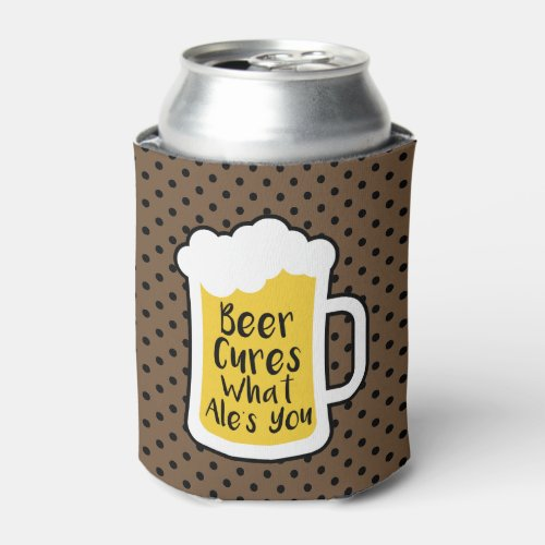 Beer Cures Can Cooler