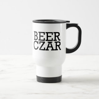 Beer Czar Travel Mug