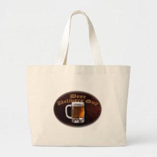 Beer Delivery Guy Bag