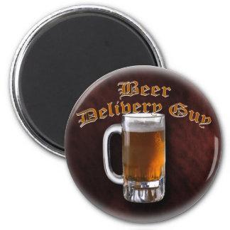 Beer Delivery Guy Magnet