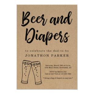 Beer Diaper Party