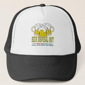 Beer Disposal Unit Trucker Hat