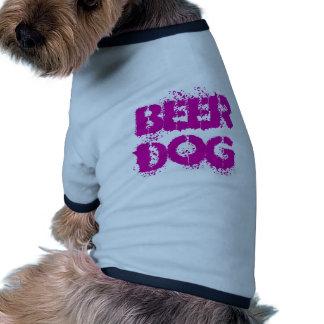 BEER DOG PET TEE