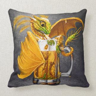 Beer Dragon Pillows