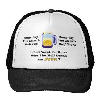 Beer Drink Full Trucker Hat