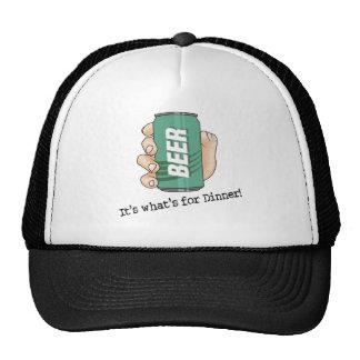 Beer Drinker Trucker Hat