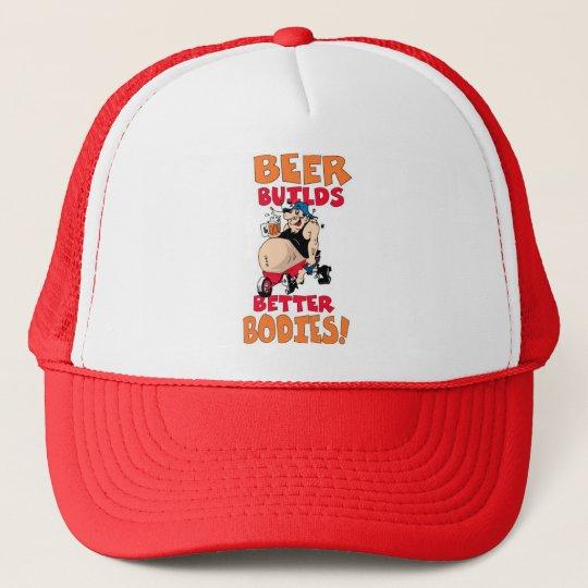 Beer drinkers make better lovers trucker hat