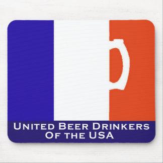 Beer Drinkers Mousepad