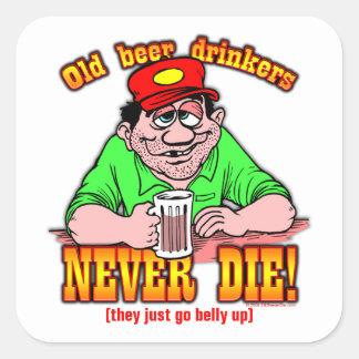 Beer Drinkers Sticker