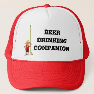 Beer Drinking companion Trucker Hat