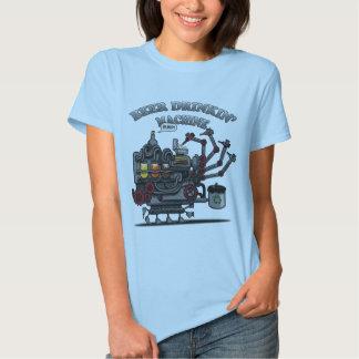 Beer Drinking Machine T Shirt