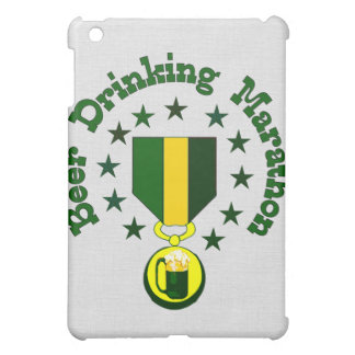 Beer Drinking Marathon iPad Mini Covers