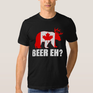 BEER EH?  Canada T-shirt