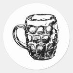 Beer Etiqueta Redonda