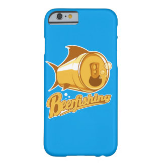 Beer & Fishing Barely There iPhone 6 Case