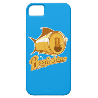 Beer & Fishing iPhone SE/5/5s Case