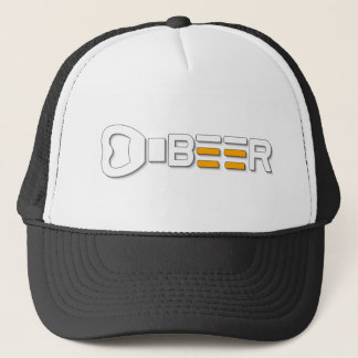 Beer - Follow your intuition Trucker Hat