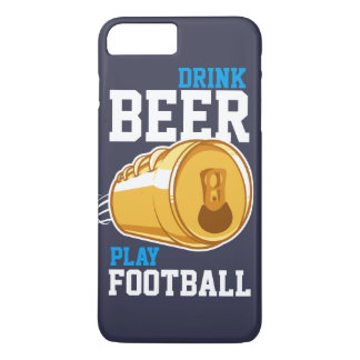 Beer & Football iPhone 8 Plus/7 Plus Case