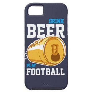 Beer & Football iPhone SE/5/5s Case