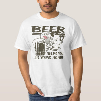 Beer Fountain of Youth T Shirt