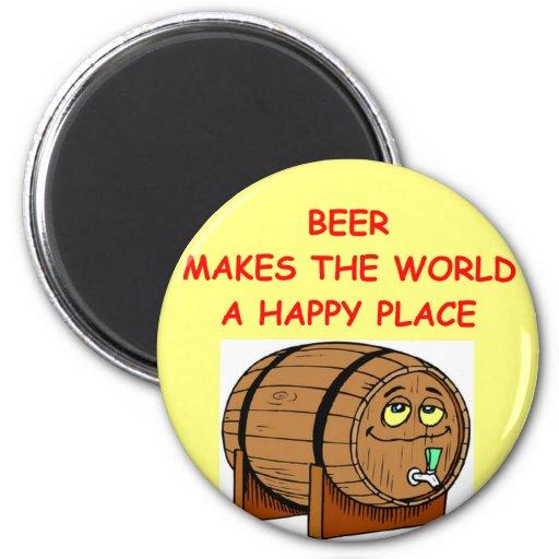 beer fridge magnets