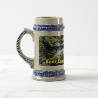 Beer From God's Country Beer Stein