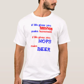 beer from hops T-Shirt
