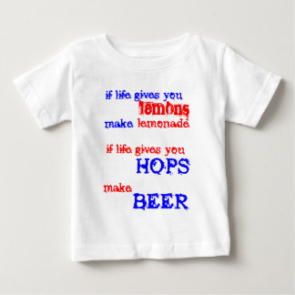 beer from hops tshirt