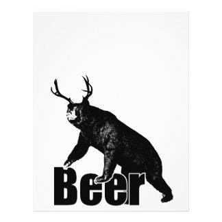 Beer fun letterhead