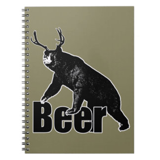 Beer fun notebook