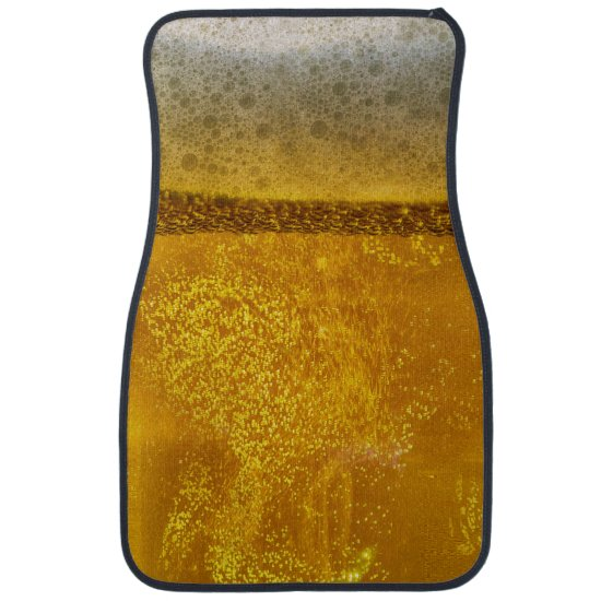 Beer Galaxy a Celestial Quenching Car Mat