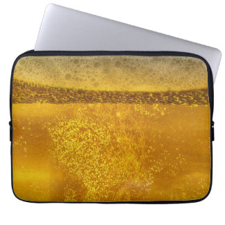 Beer Galaxy a Celestial Quenching decor Laptop Sleeve