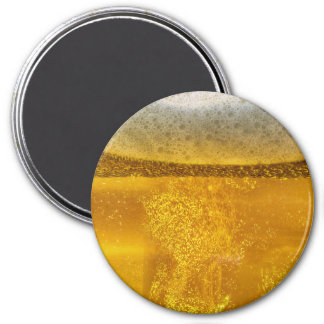 Beer Galaxy a Celestial Quenching Foam 3 Inch Round Magnet