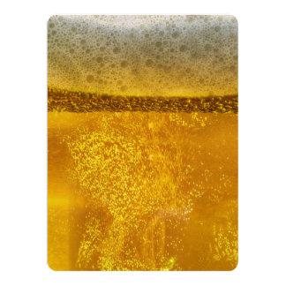 Beer Galaxy a Celestial Quenching Foam Card