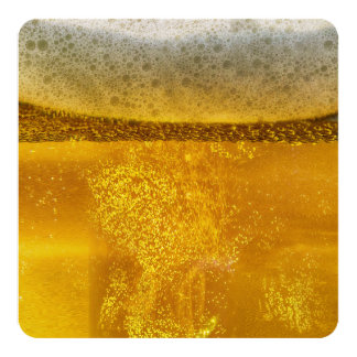 Beer Galaxy a Celestial Quenching Foam Invitation