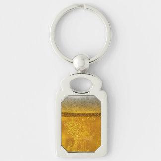 Beer Galaxy a Celestial Quenching Foam Keychain