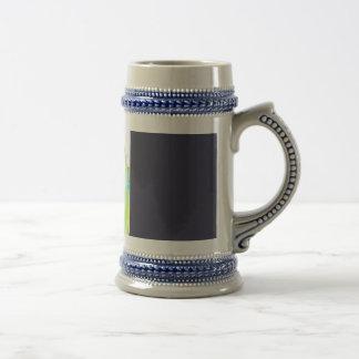 Beer Girl Drinking Mug