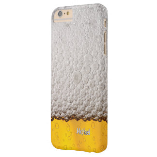 Beer Glass Barely There iPhone 6 Plus Case