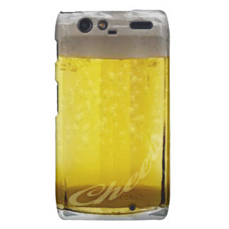 Beer Glass Droid RAZR Cases
