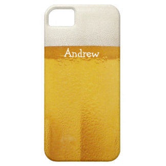 Beer Glass Customizable iPhone SE/5/5s Case