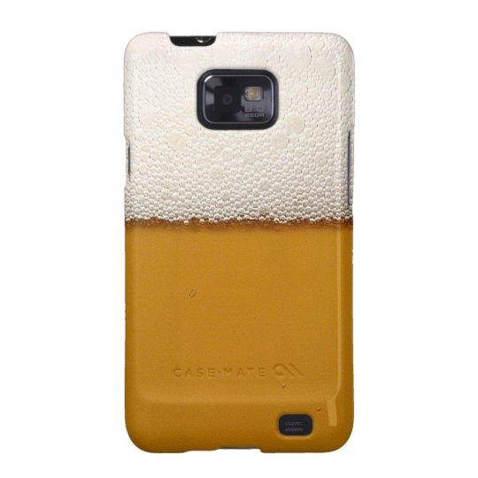 Beer Glass Galaxy SII Cover