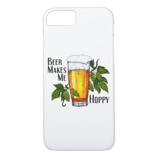 Beer Glass & Hops with Text iPhone 8/7 Case