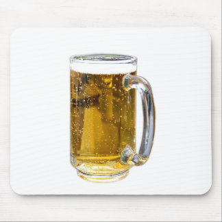 Beer Glass Mouse Pad