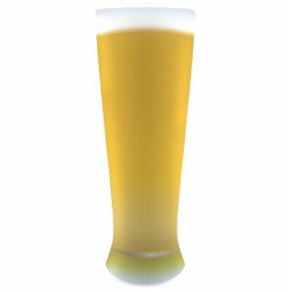 Beer Glass Photo Sculpture keychain