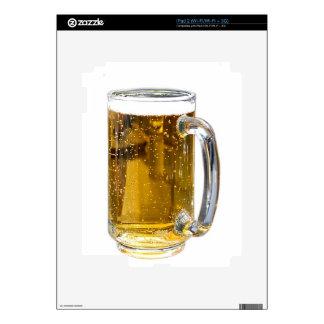 Beer Glass iPad 2 Decals