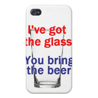 Beer Glass Speck Case iPad
