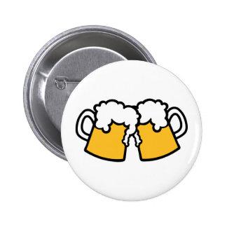 Beer glasses pins