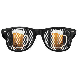Beer Goggles Retro Sunglasses