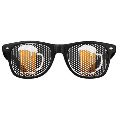 Beer Goggles Retro Sunglasses