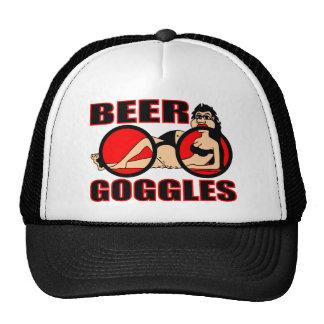 BEER GOGGLES TRUCKER HAT